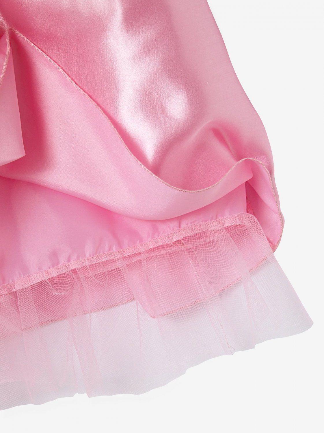 Vertbaudet Prinzessinnenkostüm In Rosa von Bettwäsche Prinzessin Kleid Bild