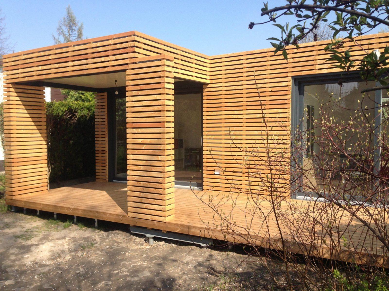 Verwunderlich Containerhaus In Deutschland Mikrohaus Mikrohaus The von Containerhaus In Deutschland Erlaubt Bild