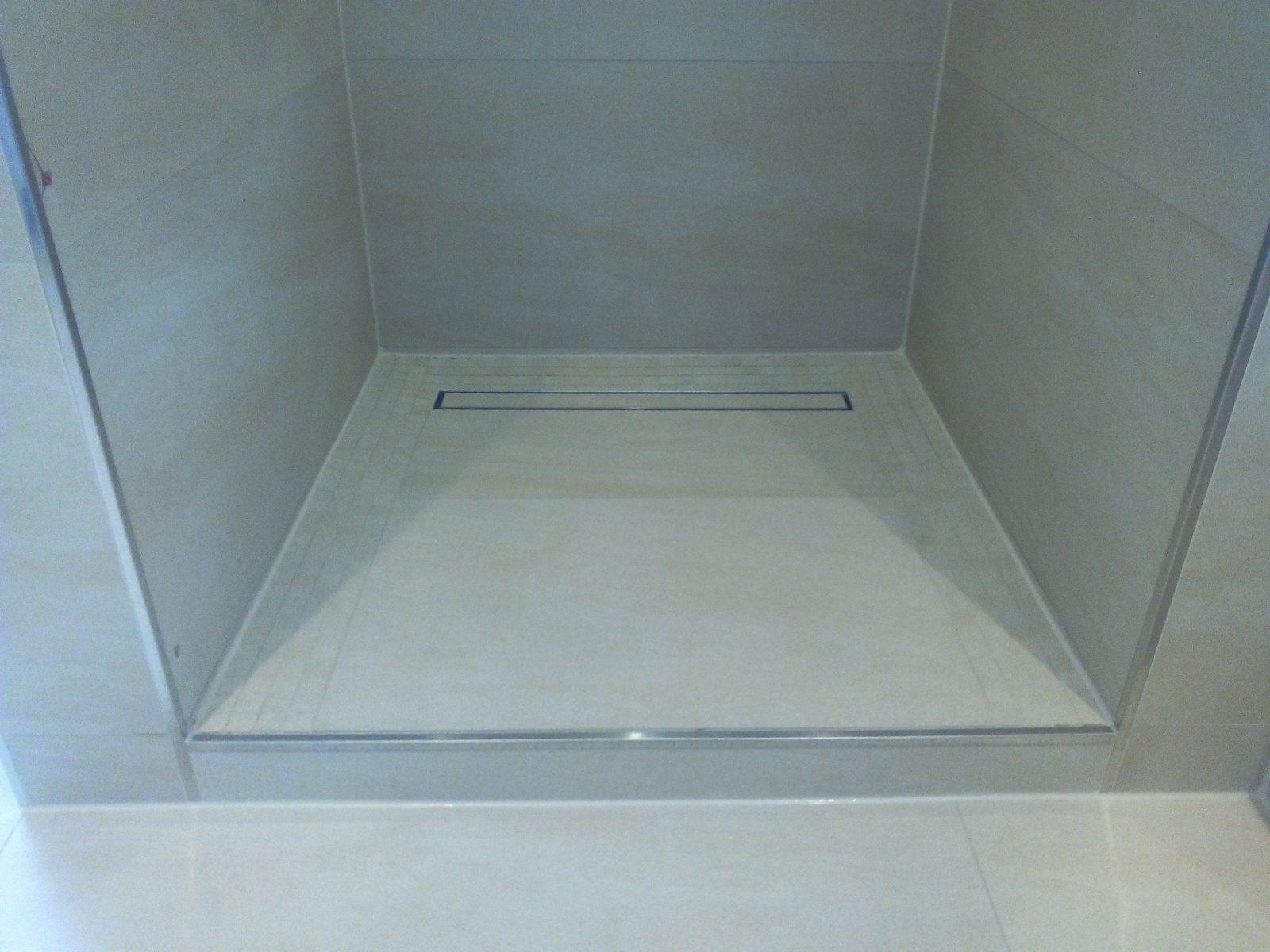 Verwunderlich Ebenerdige Dusche Ablauf Bodengleiche Dusche Ablauf von Ablauf Für Bodengleiche Dusche Bild