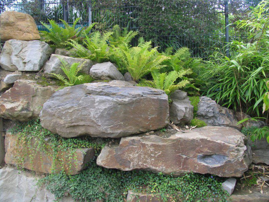 Verwunderlich Gartengestaltung Am Hang Mit Steinen Gartengestaltung von Gartengestaltung Mit Steinen Am Hang Photo