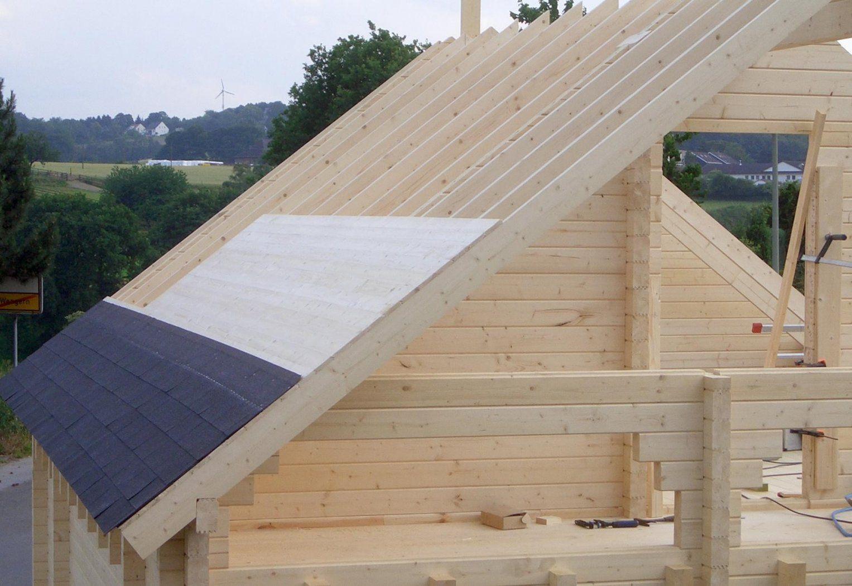 Verwunderlich Holzhaus Selber Bauen Bauplan Holzhaus Selber Bauen von Blockhaus Selber Bauen Anleitung Photo