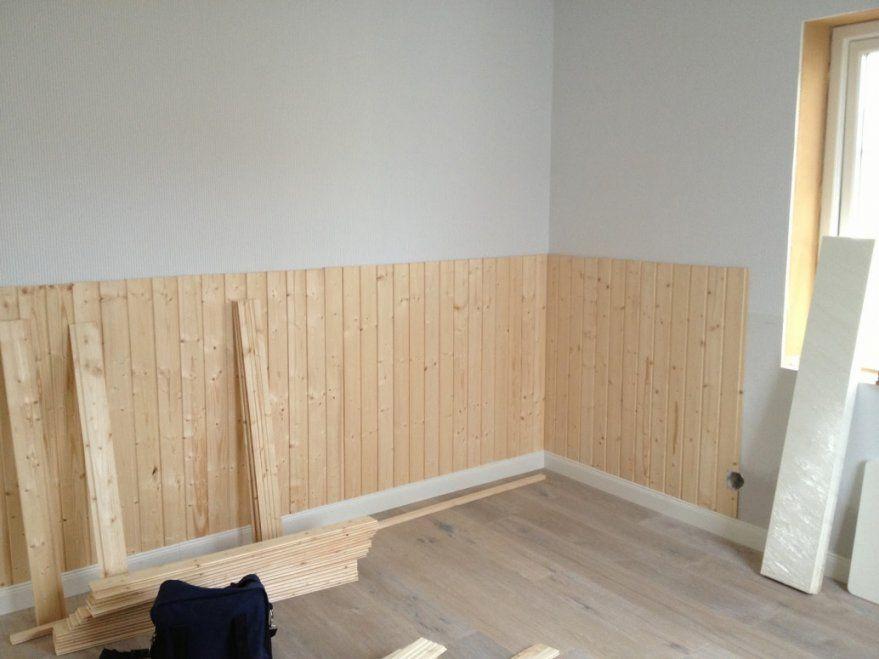 Verwunderlich Wandverkleidung Holz Selber Bauen Wandverkleidung Holz von Wandverkleidung Holz Selber Bauen Bild