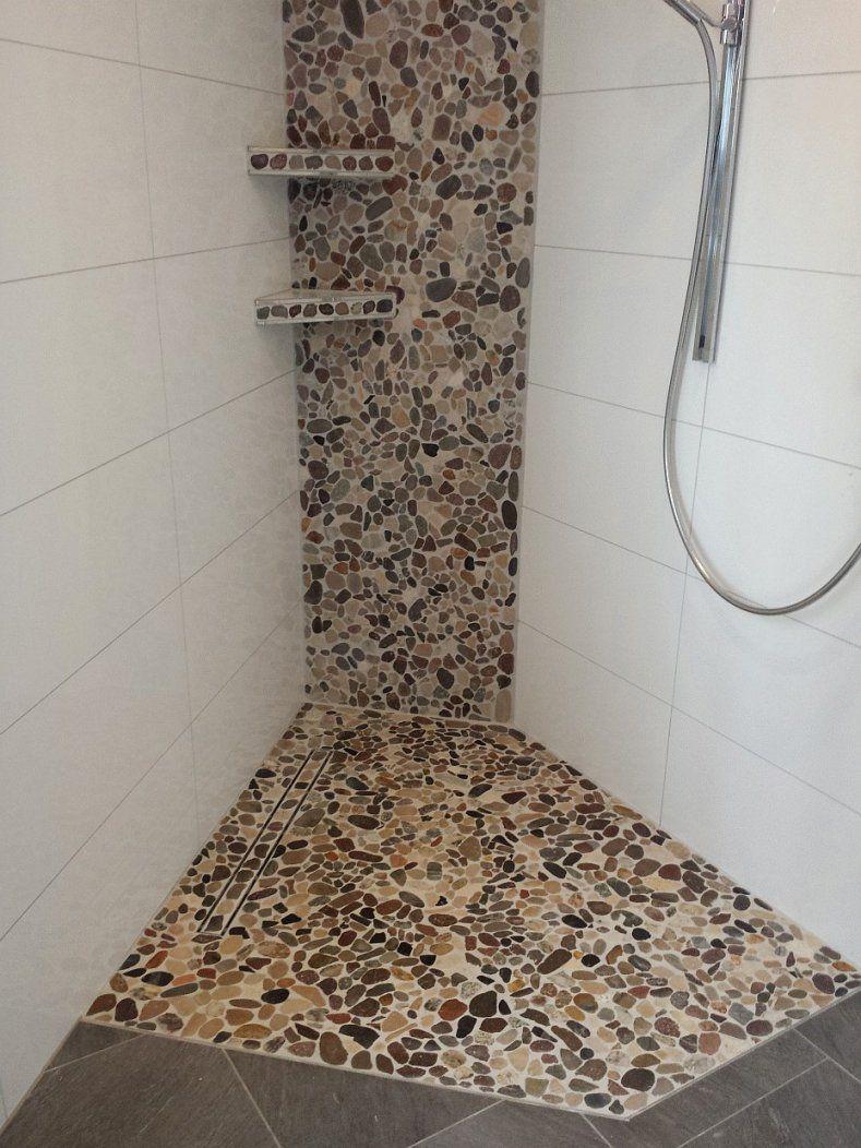 Verzierung Fliesen Mosaik Dusche  Paperwingsmedia von Mosaik Fliesen Dusche Reinigen Bild