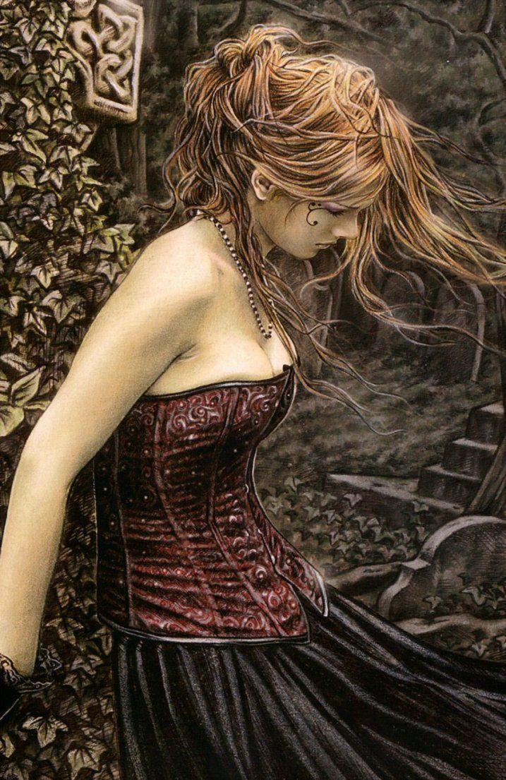 Victoria Frances Fantastic Painting  Art  Pinterest  Victoria von Victoria Frances Bettwäsche Photo