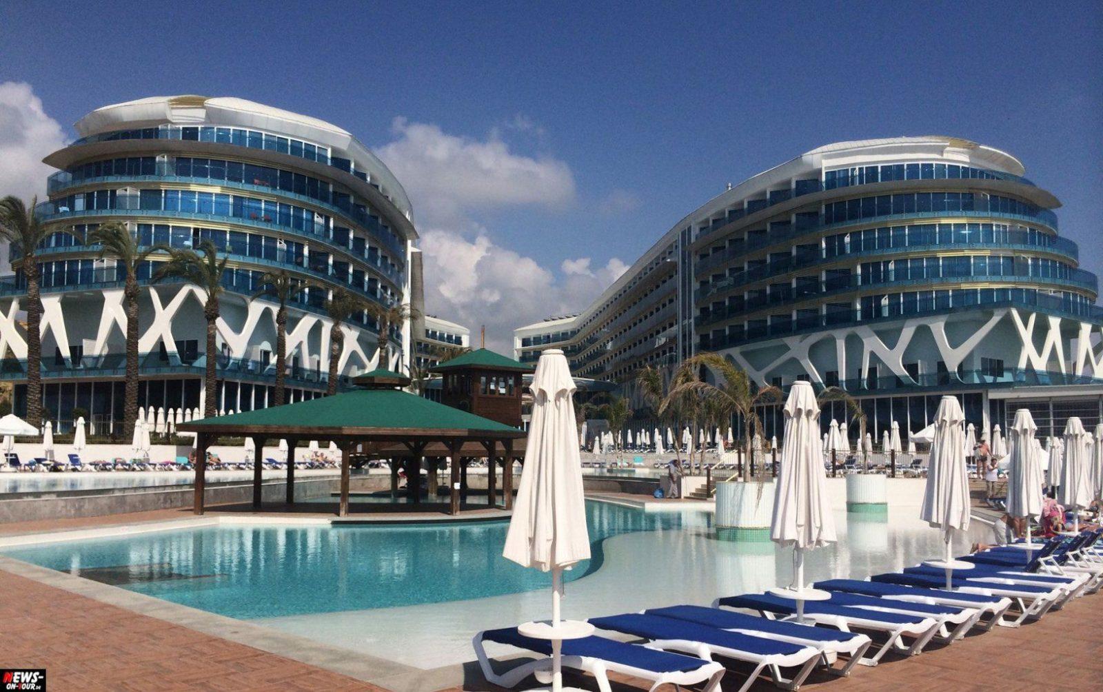Vikingen Infinity Spa Resort ***** (Hd+ 1080P) Alanya  Turkey von Vikingen Infinity Resort & Spa Aktuelle Bilder Bild