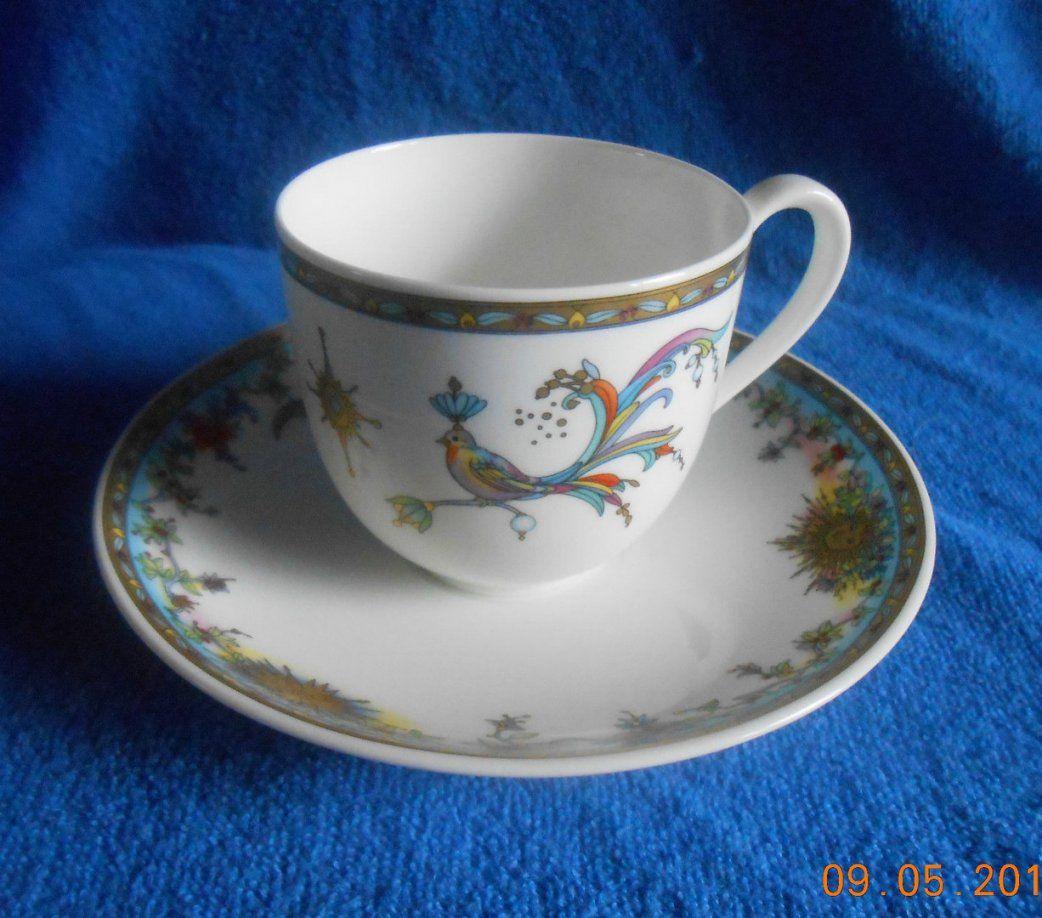 Villeroy & Boch Arabian Fantasy Espresso Oder Mokkatasse Mit von Bone China Porzellan Villeroy Boch Photo