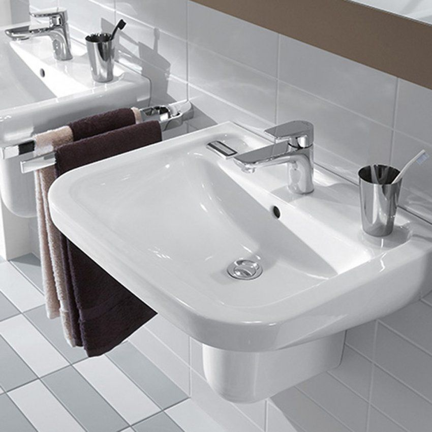 Villeroy & Boch Omnia Architectura Waschtisch Weiß 60 X 48 Cm von Omnia Architectura Waschtisch 60 Bild