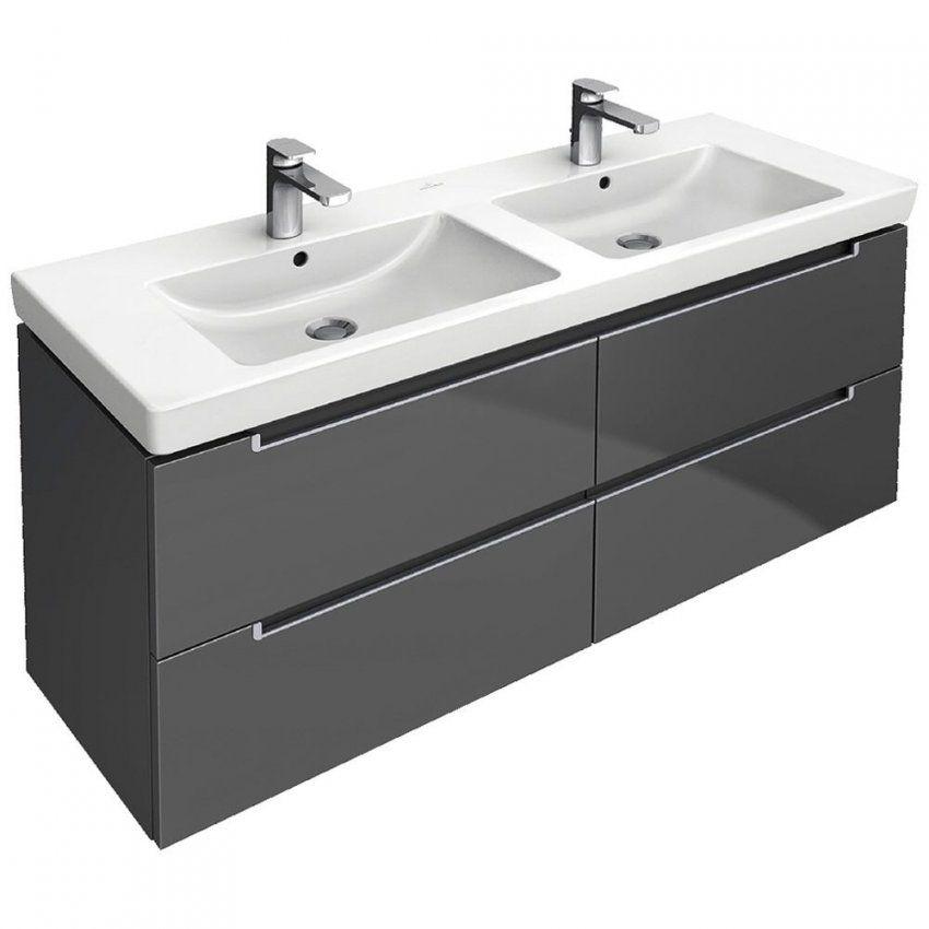 Villeroy & Boch Subway 20 Waschtischunterschrank 1287 Cm A69200Ms von Doppelwaschtisch Villeroy Und Boch Bild