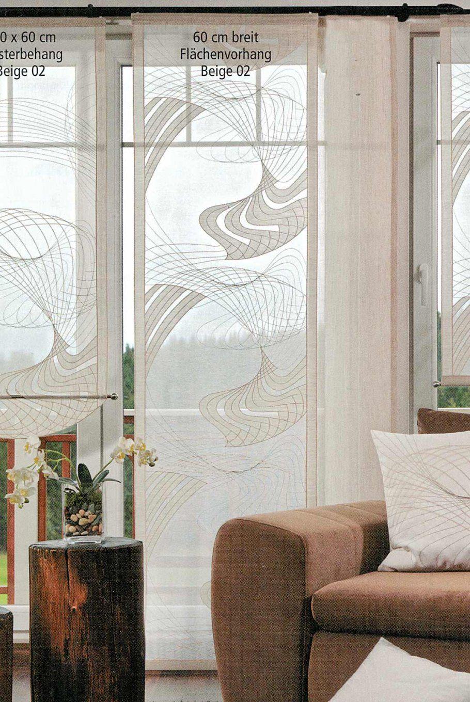 Viora Flächenvorhang Bergen Gardinen Günstig Online Kaufen von Gardinen Spitze Modern Bild