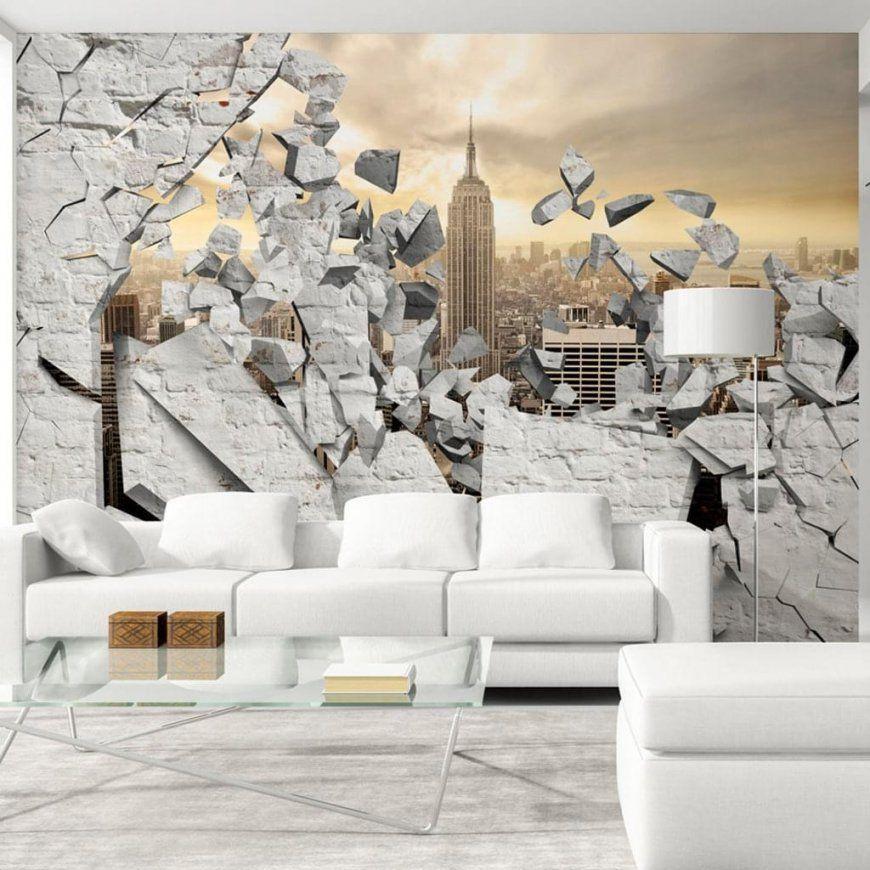 Vlies Tapete  Top  Fototapete  Wandbilder Xxl   Real von Fototapete 3D Stein Tapete Bild