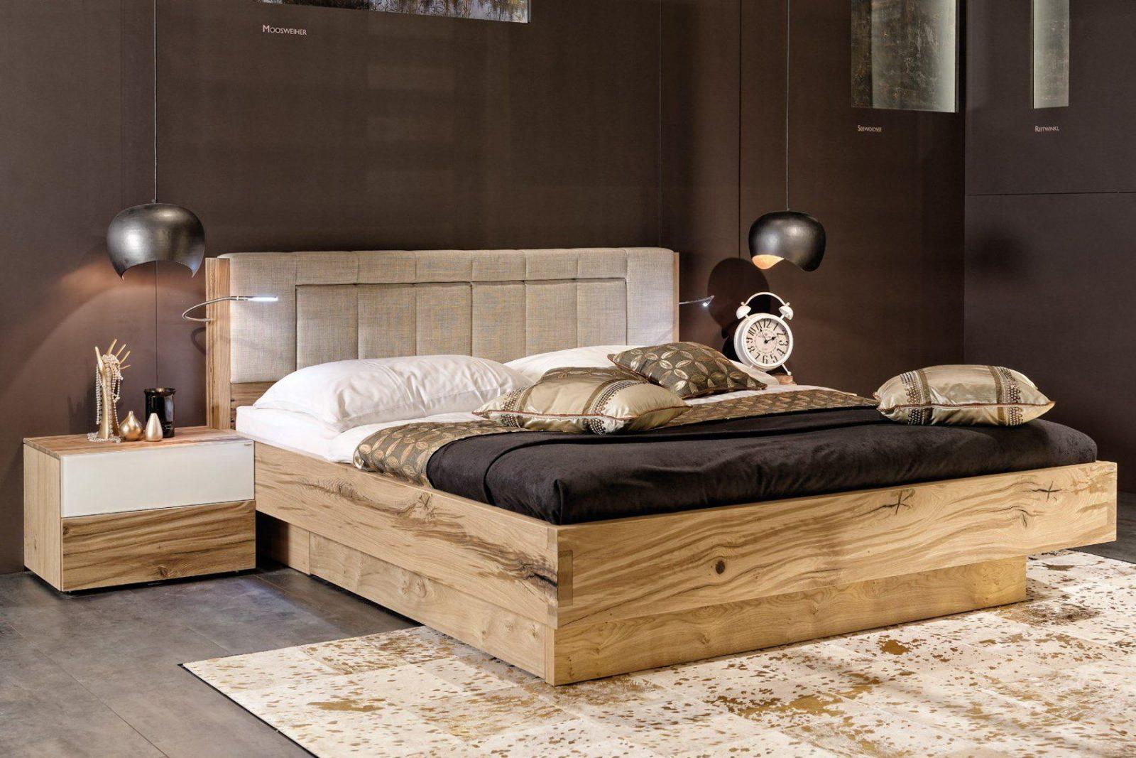 Voglauer Vpur Bett Eiche Altholz Polster  Möbel Letz  Ihr Onlineshop von Voglauer Bett V Pur Photo