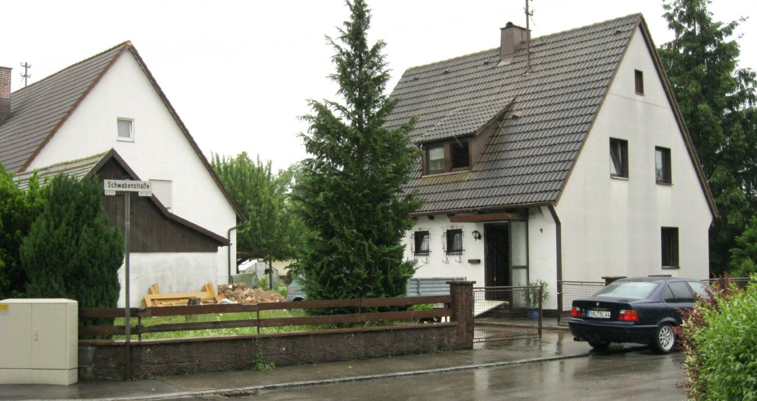 Vorderseite Haus  Vorher Und Nachher  Meinneueshaus von Altes Haus Umbauen Vorher Nachher Bild