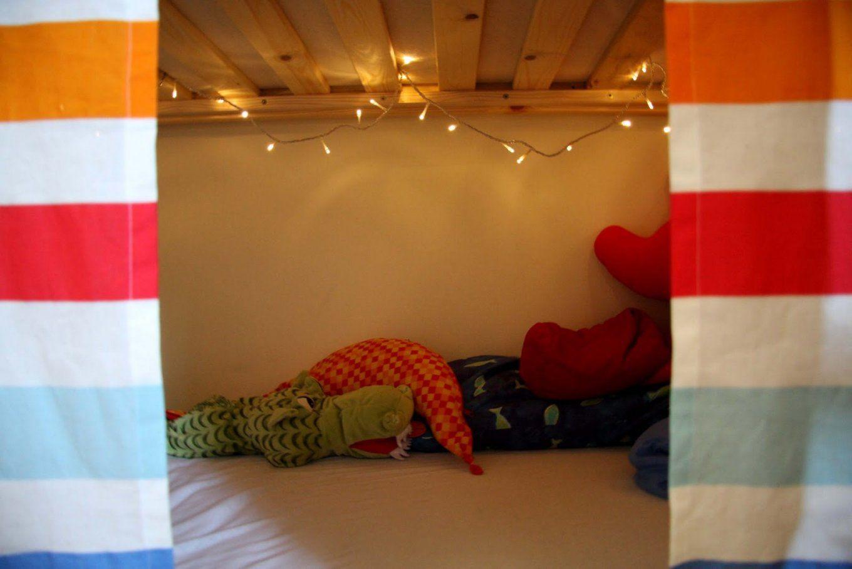 Ikea Etagenbett Vorhang : Vorhang ikea schiebevorhangplatten hack kallax regal
