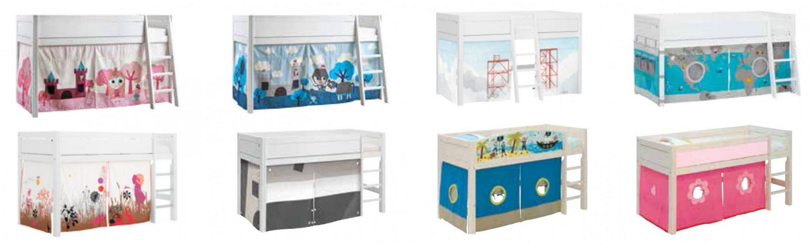 Vorhang Für Hochbett Nähen  Alle Ideen Über Home Design von Hochbett Vorhang Selber Nähen Photo