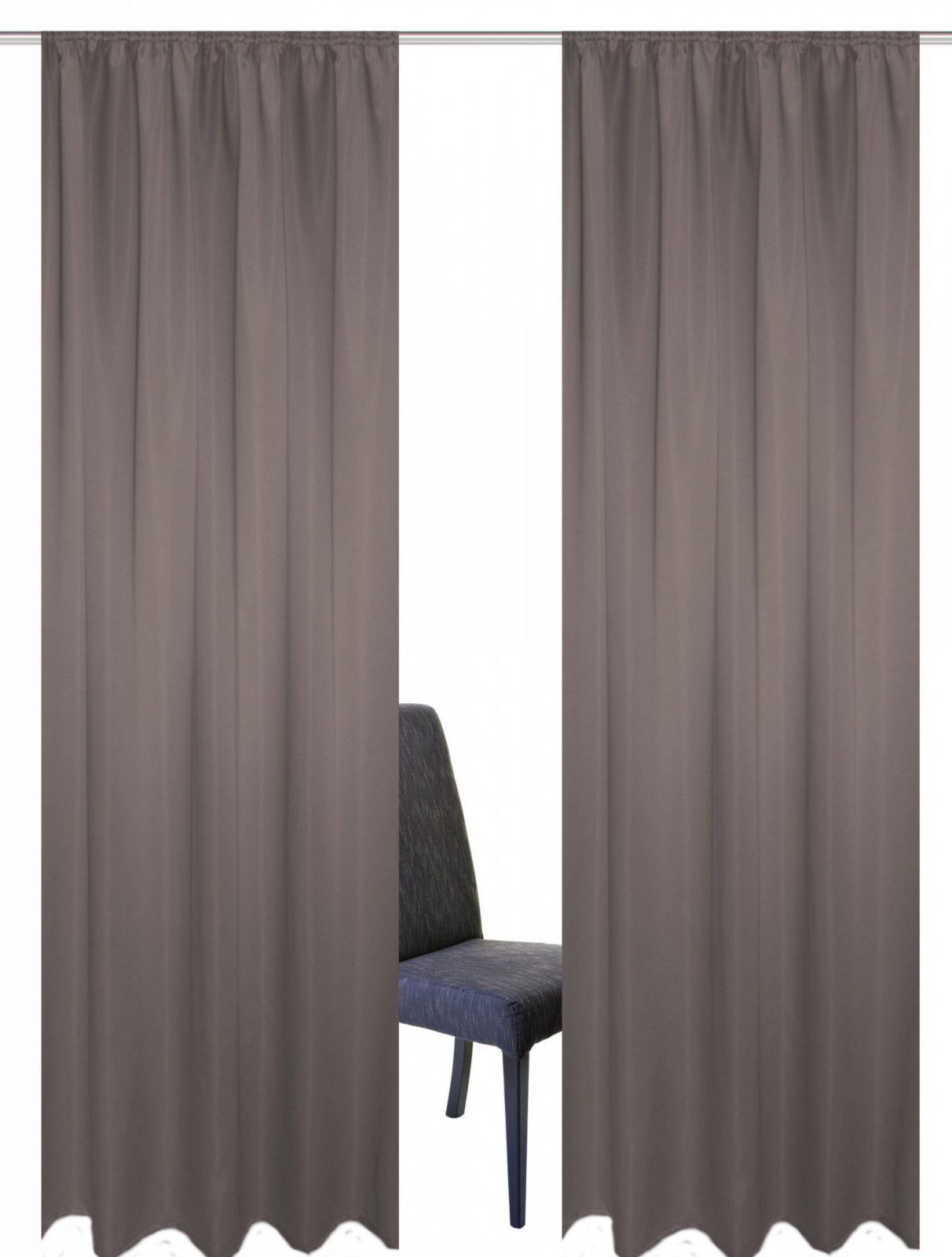 Vorhang Murau Home Wohnideen Kräuselband 2 Stück Auf Raten  Baur von Baur Gardinen Und Vorhänge Photo