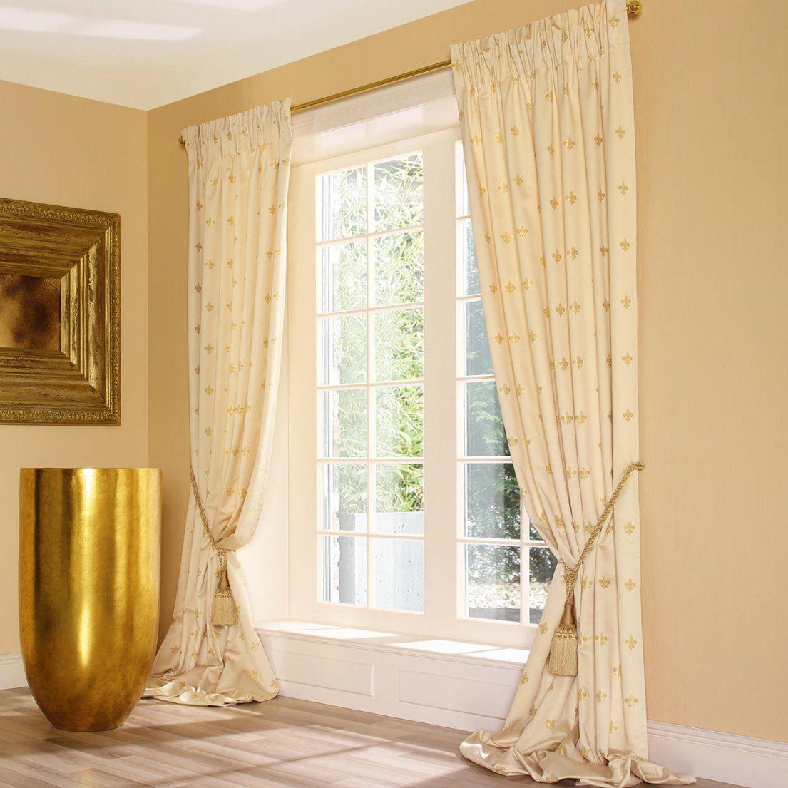 Vorhang Rufina  1 Stück  Vorhänge Kaufen  Das Kavaliershaus von Französische Gardinen Vorhänge Photo