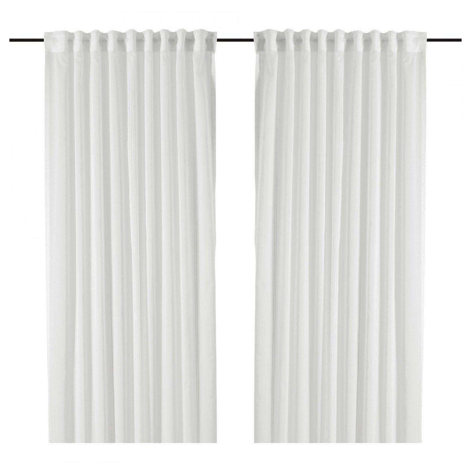 Vorhang Weiß Blickdicht Ikea – Zuhause Image Idee von Ikea Weiße Gardinen Bild