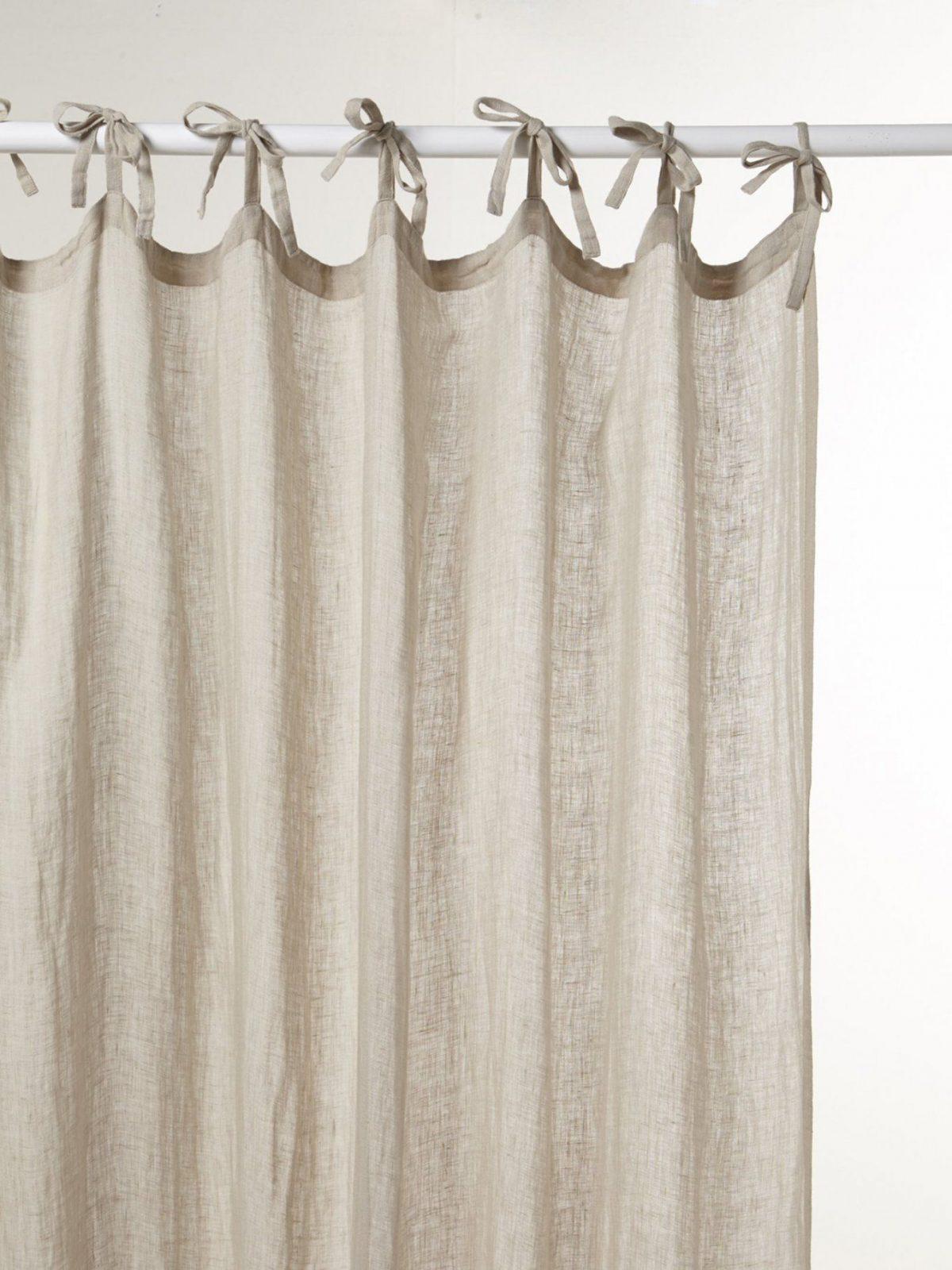 Vorhang Zum Binden – Zuhause Image Idee von Vorhänge Mit Schlaufen Zum Binden Photo