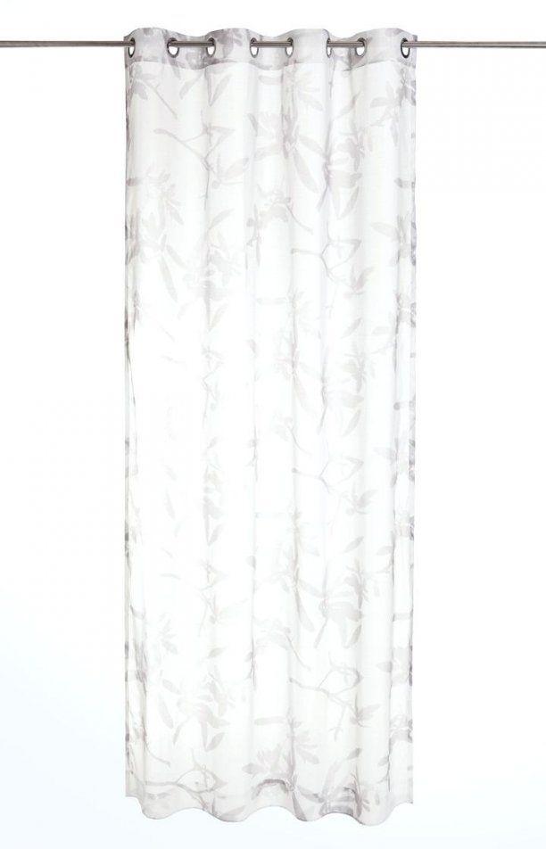 Vorhange Schiene Fertig Gardine Ariana Grau Ikea Schiebevorhange von Ikea Gardinen Waschen Bild