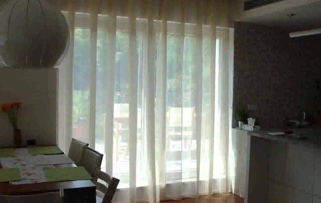 Vorhänge Wohnzimmer Ideen  Inspiration  Youtube von Gardinen Wohnzimmer Ideen Vorhänge Bild