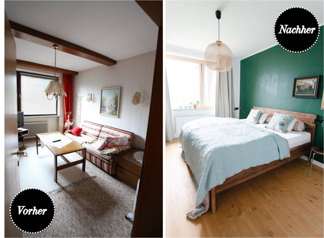 Schlafzimmer renovieren vorher nachher haus design ideen - Schlafzimmer renovieren ideen ...