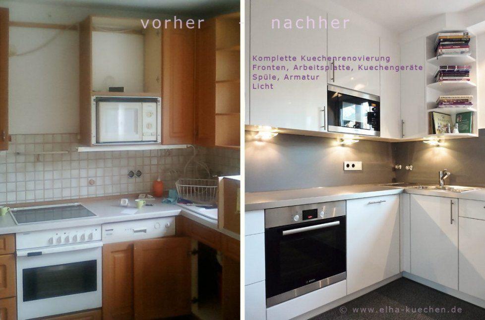 Vorzüglich Küche Verschönern Vorher Nachher Design 7127 von Küche Verschönern Vorher Nachher Bild