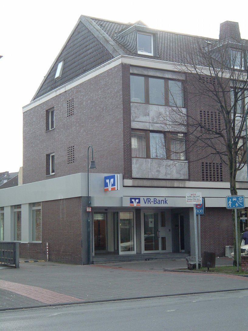 Vr Bank Aachen Vr Bank Eg Region Aachen Geldautomat Merkstein von Vr Bank Eg Region Aachen Hauptstelle Würselen Bild