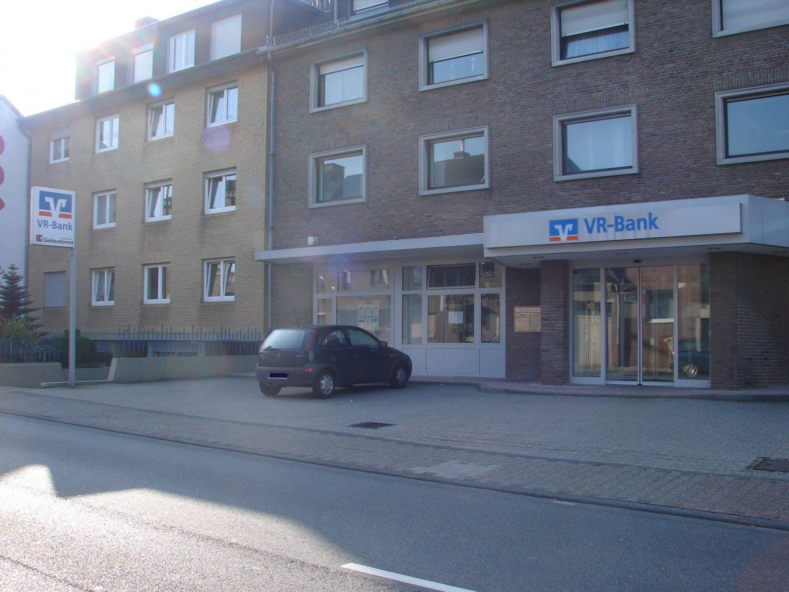 Vrbank Eg  Region Aachen Geldautomat Lindenneusen  Banken von Vr Bank Eg Region Aachen Hauptstelle Würselen Bild