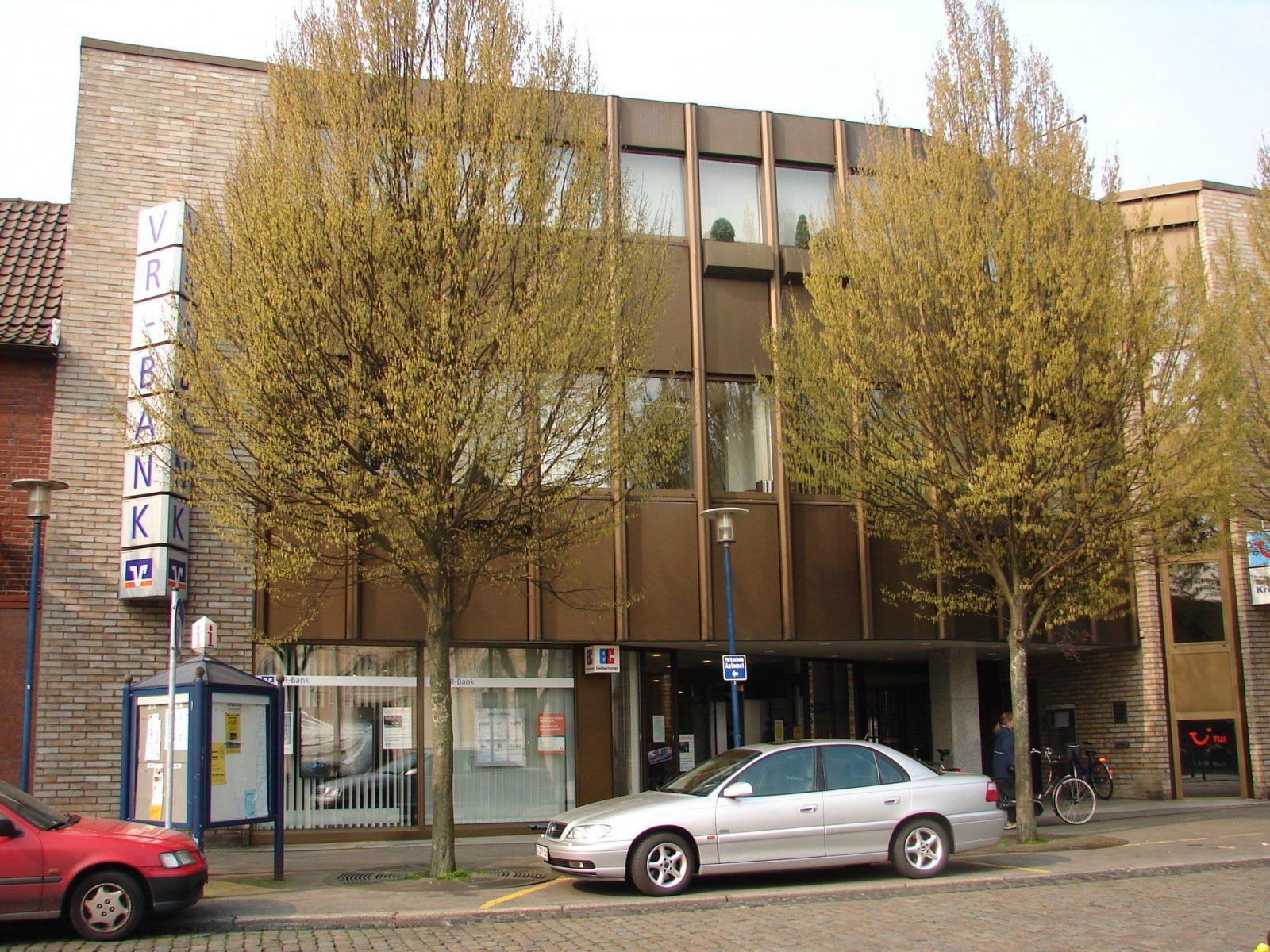 Vrbank Eg  Region Aachen Geschäftsstelle Kohlscheid  Banken von Vr Bank Eg Region Aachen Hauptstelle Würselen Photo