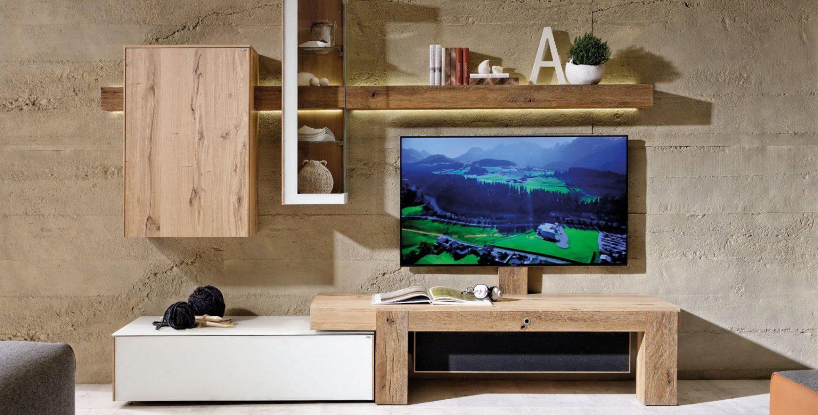 Vsolid  Products  Furniture  Voglauer von Voglauer V Solid Wohnwand Bild