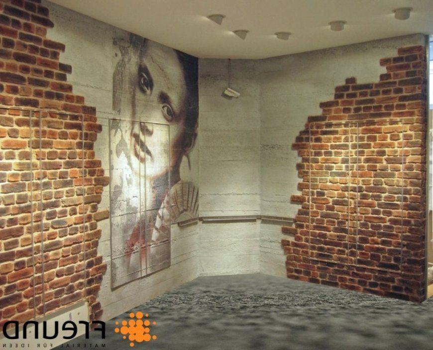 w nde mit steinen gestalten wand die besten 25 tapeten wohnzimmer von w nde mit steinen. Black Bedroom Furniture Sets. Home Design Ideas