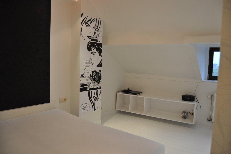 Wandbekleding En Vloerbekleding In Vlaamsbrabant Dcreation von Vinyl An Der Wand Bild