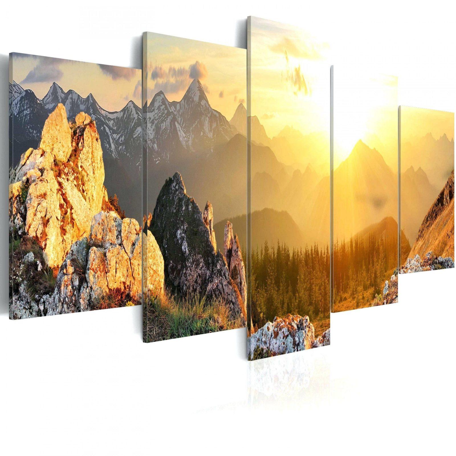 Wandbilder Mehrteilig Schane Ideen Mehrteiliges Wandbild Und von Leinwandbilder Mehrteilig Selbst Gestalten Bild