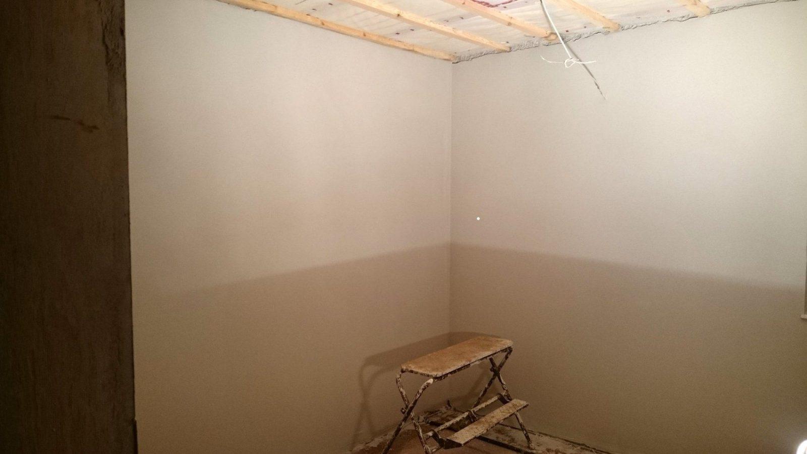 Wände Verputzen Innenputz Kosten Arten Und Lüften von Wände Glatt Spachteln Rotband Bild