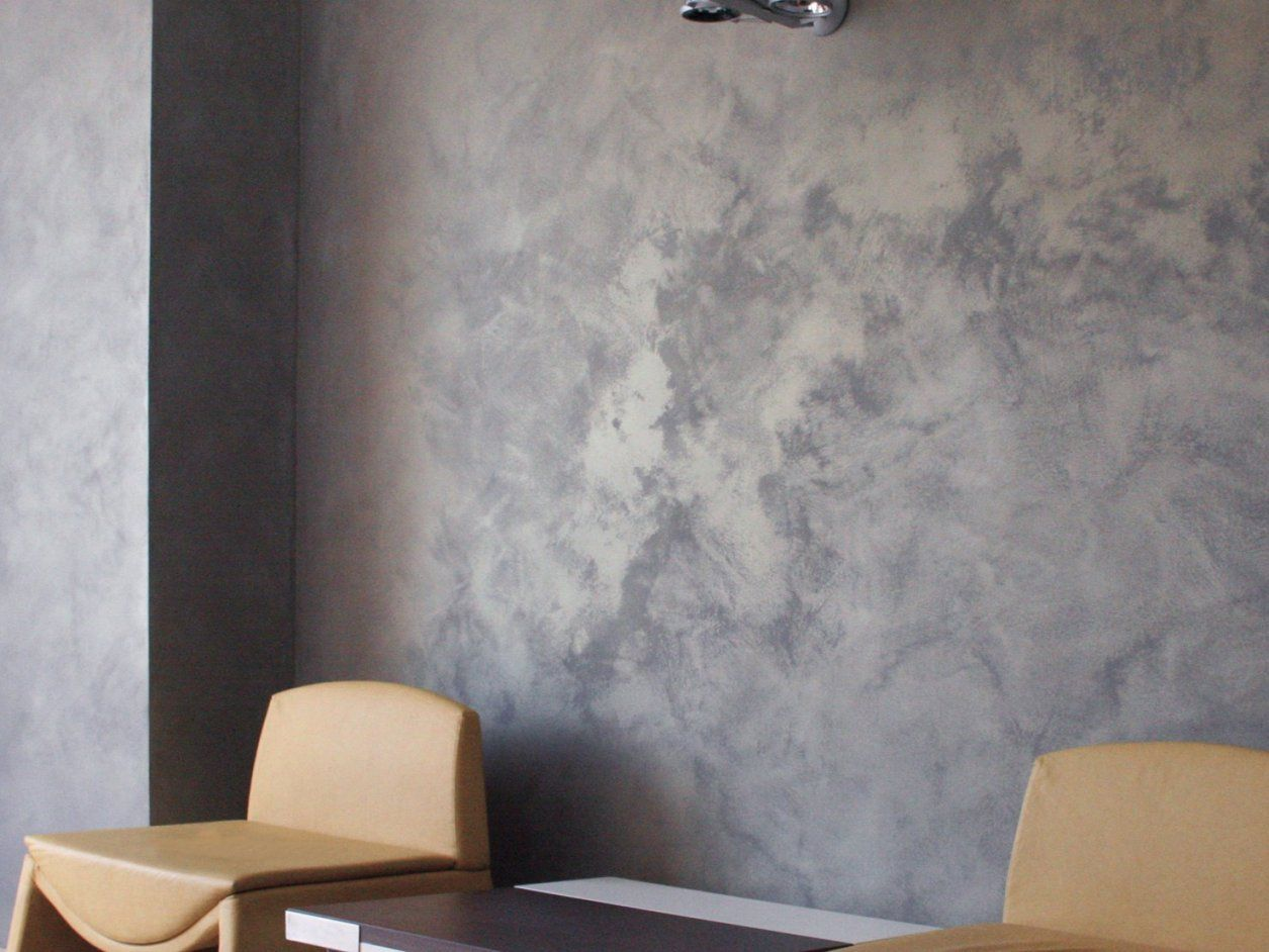 Wandfarbe Metallic Effekt Grün  Haus Design Und Möbel Ideen von Wandfarbe Metallic Effekt Grün Bild