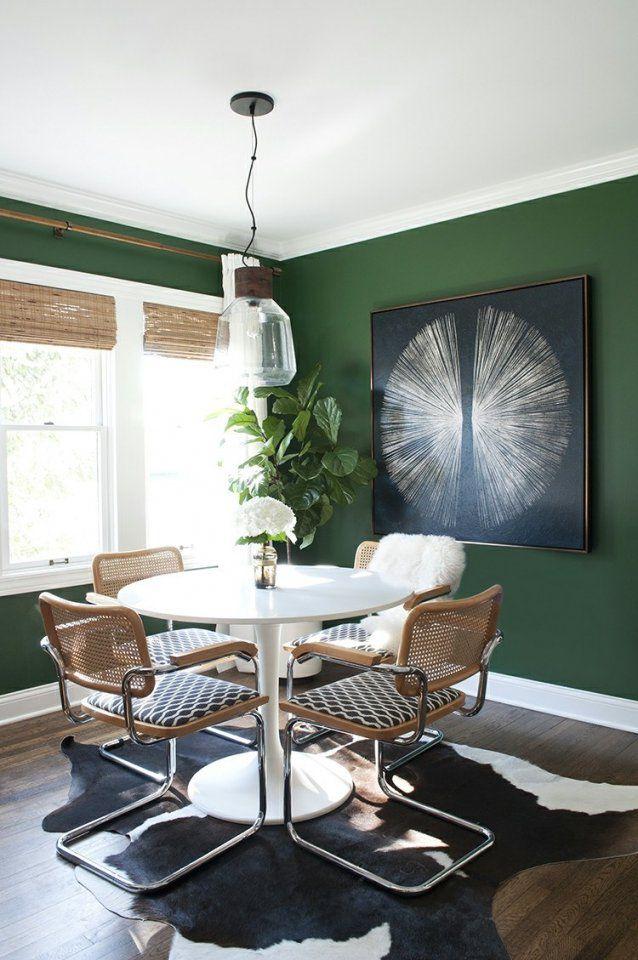 Wandfarbe Zu Dunklen Möbeln Haus Design Ideen