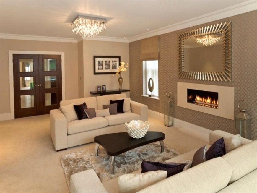 Wandfarben Zu Braunen Möbeln Furchtbar Auf Dekoideen Fur Ihr Zuhause von Wandfarbe Zu Braunen Möbeln Bild