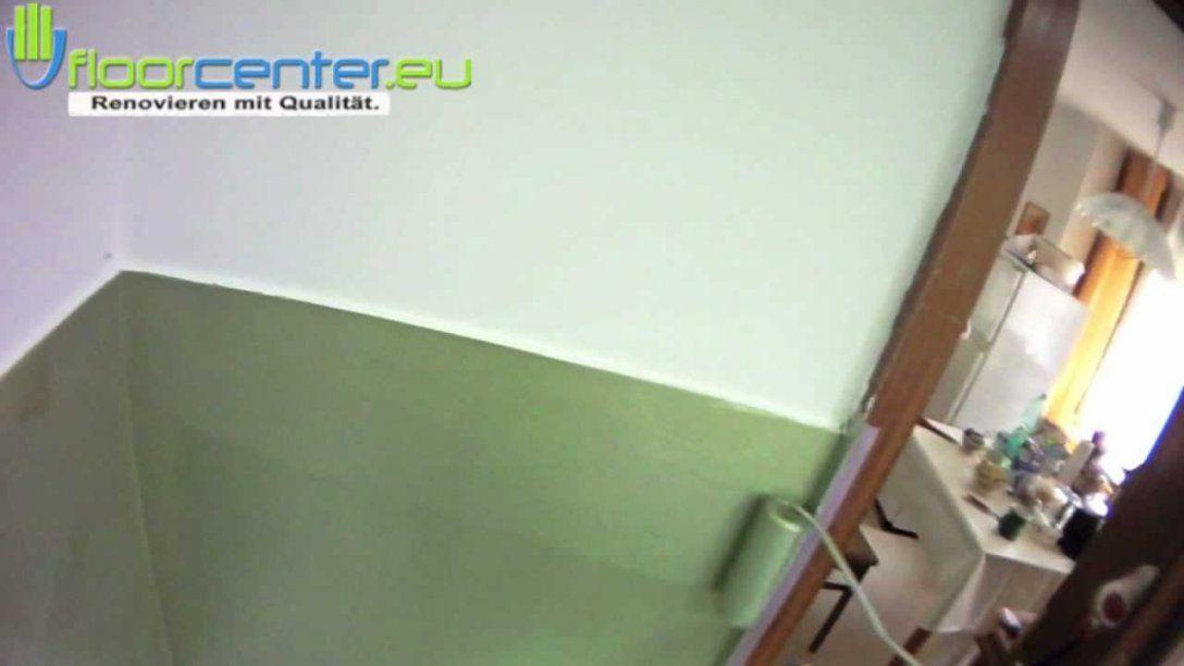 Wandgestaltung Abwaschbare Fliesenfarbe Farbe Ideen Für von Abwaschbare Farbe Statt Fliesen Küche Bild