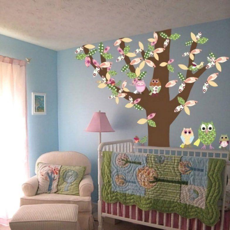 Wandgestaltung Babyzimmer Selber Machen Mit Kinderzimmer Ideen Für von Wanddeko Babyzimmer Selber Machen Bild