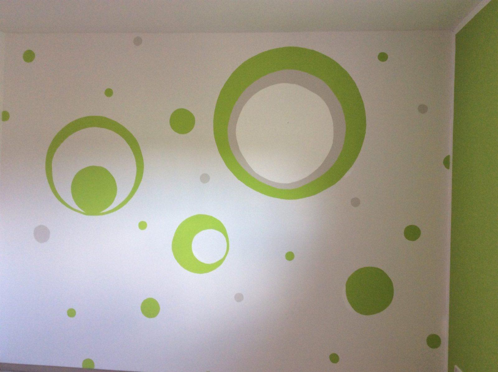 Wandgestaltung Babyzimmer Selber Machen von Wandgestaltung Kinderzimmer Selber Machen Photo