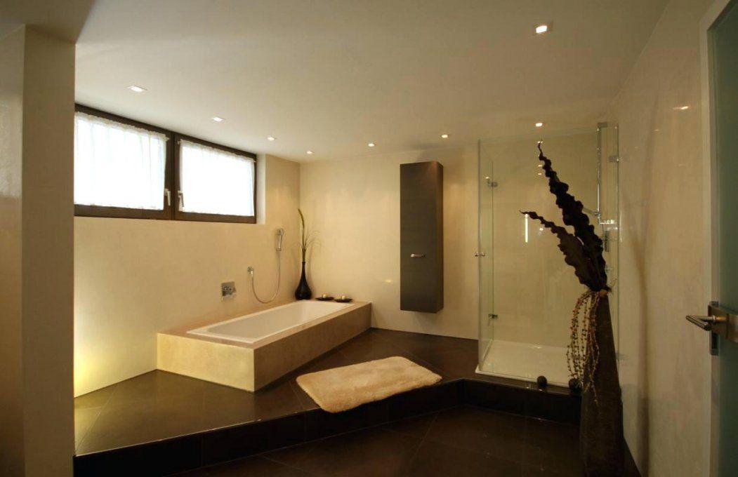 Wandgestaltung Bad Ohne Fliesen An Der Wand Ideen Schane Badezimmer von Modernes Badezimmer Ohne Fliesen Bild