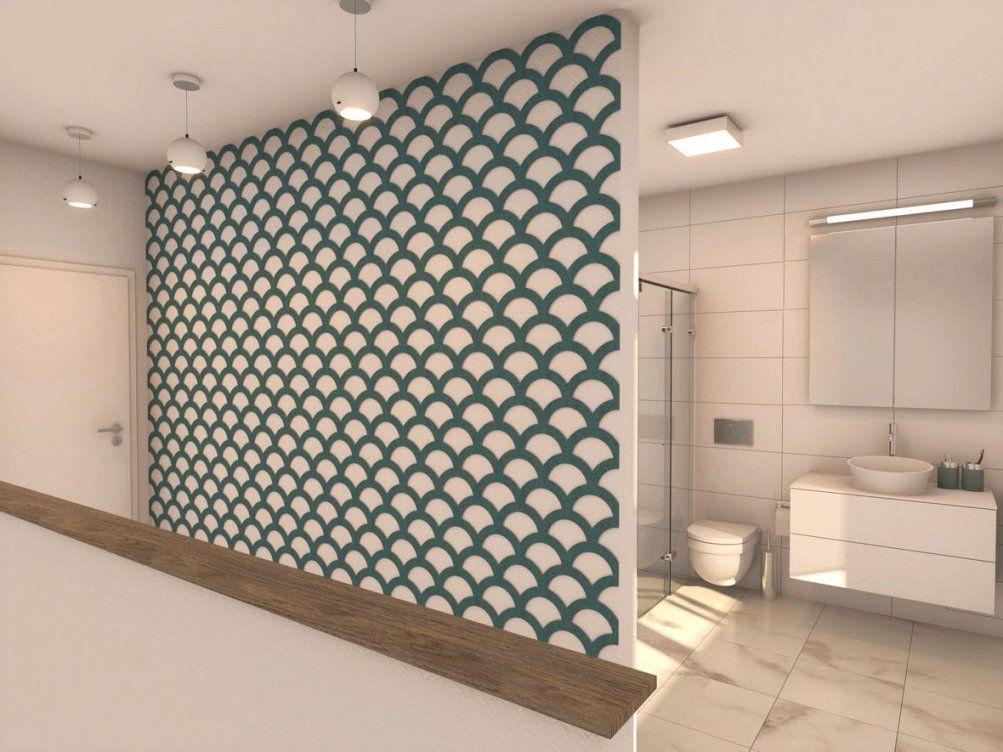 Wandgestaltung Flur Beispiele Mit Wandgestaltung Flur Mit Treppe von ...