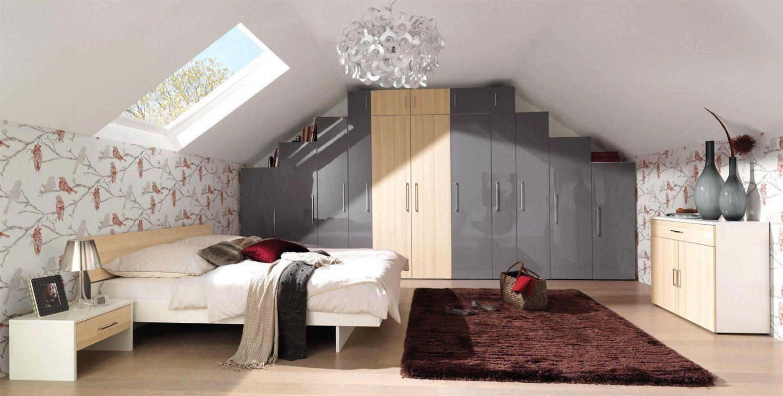 Wandgestaltung Schlafzimmer Dachschräge Dachschräge Dekorieren Von  Schlafzimmer Ideen Wandgestaltung Dachschräge Photo