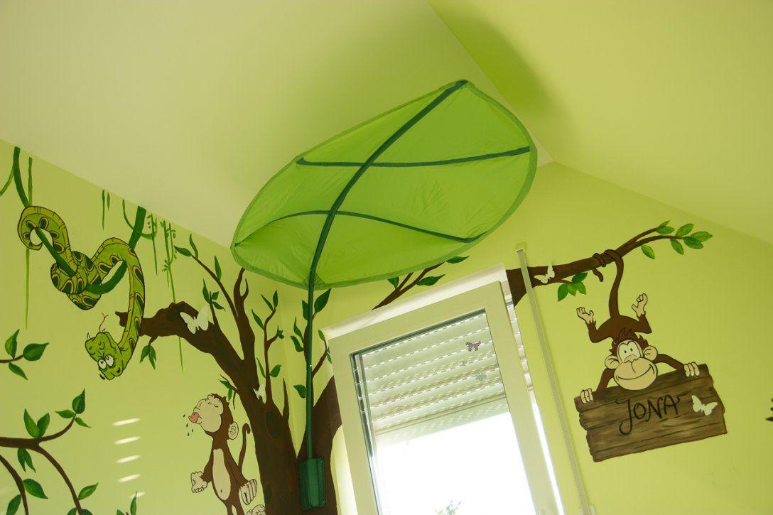 Wandgestaltungkinderzimmerdschungelselbermachen (18)  Mission von Wandgestaltung Babyzimmer Selber Machen Photo