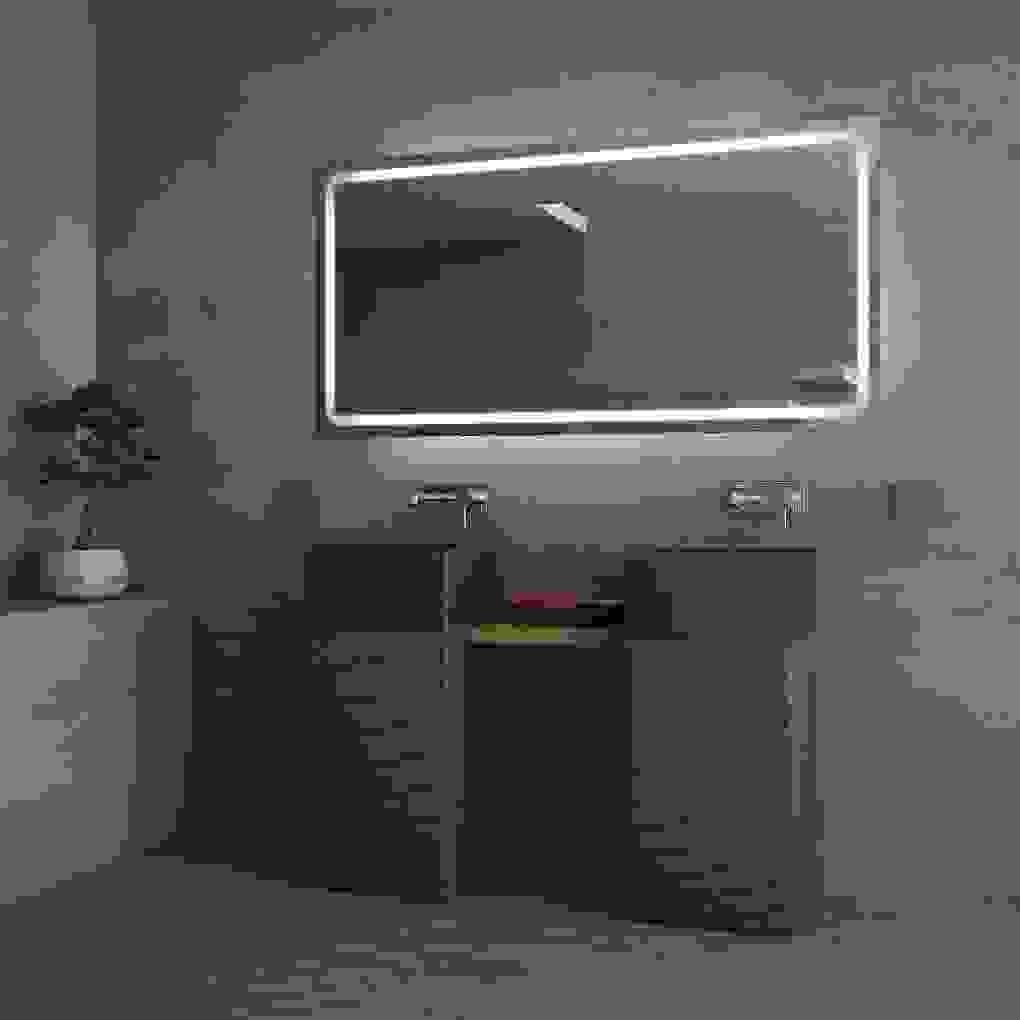 Wandspiegel Nach Maß Aurora Led 989705179 von Led Badspiegel Nach Maß Bild