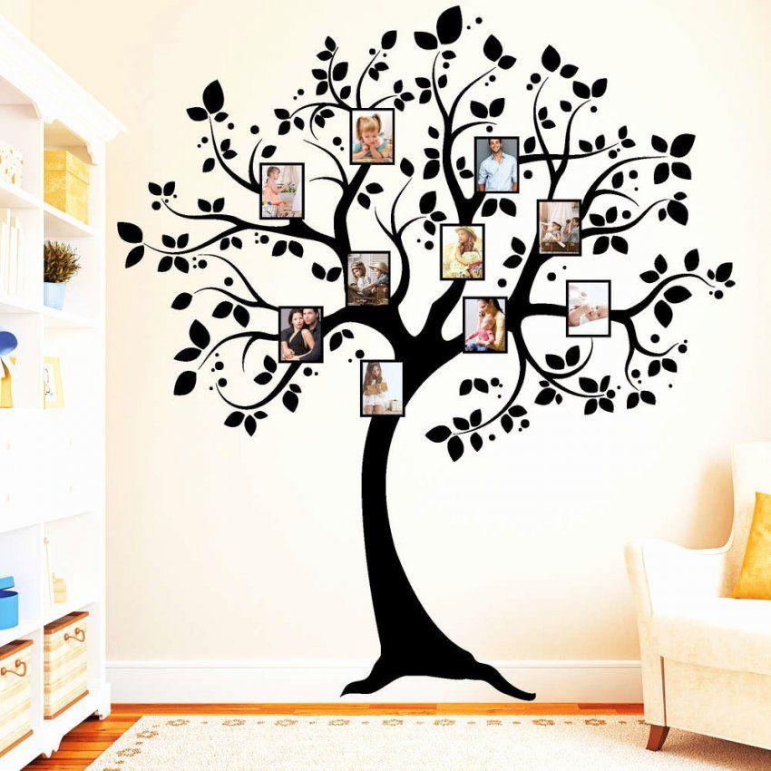 Wandtattoo Ast Neu Wandtattoo Baum Mit Fotorahmen  Hausplan von Wandtattoo Baum Mit Fotorahmen Photo