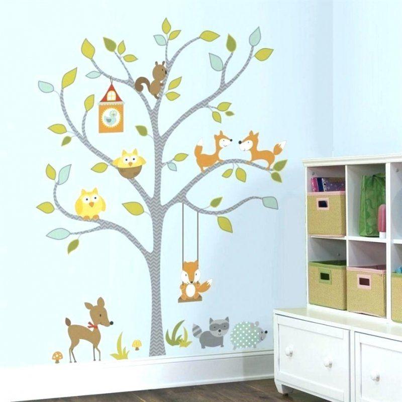 Wandtattoo Baum Kinderzimmer Wanddekoration Nett Wanddeko Galerie von Wandtattoo Baum Kinderzimmer Xxl Photo