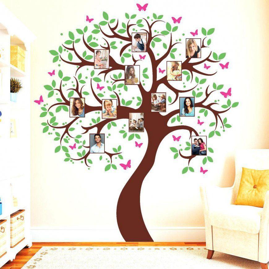 Wandtattoo Bilderrahmen Foto Baumchen 3Farbig Als Ikea Baum von Wandtattoo Baum Mit Fotorahmen Photo
