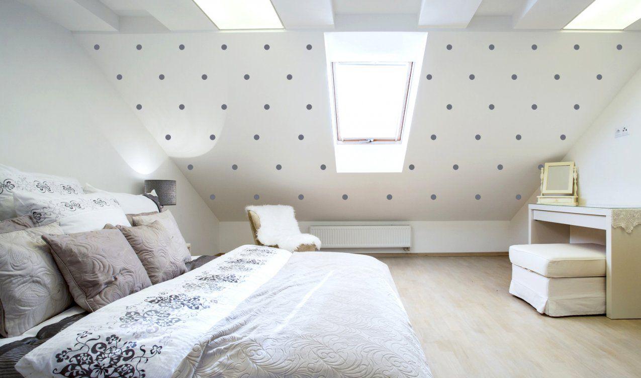 ... Wandtattoo Für Dachschräge Ideal Für Kinderzimmer U0026amp; Schlafzimmer  Von Wandtattoo Für Schräge Wände Bild