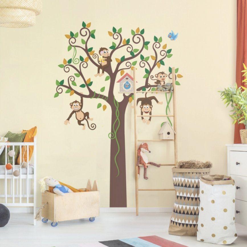 Wandtattoo Kinderzimmer Junge Tiere  Neue Dekoration Ideengalerie von Wandtattoo Kinderzimmer Junge Tiere Bild
